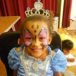 Princess Pamper Party Kent. Vibrant Events.