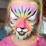 Face painting in Kent. Vibrant Events.