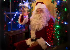 Vibrant Events Santa and Elf Visits